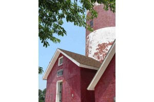 assateague, island, lighthouse, Virginia
