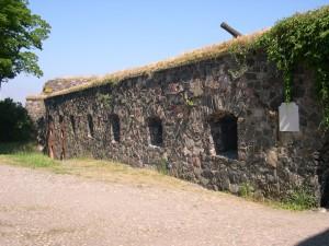 fortificaţii, suomenlinna