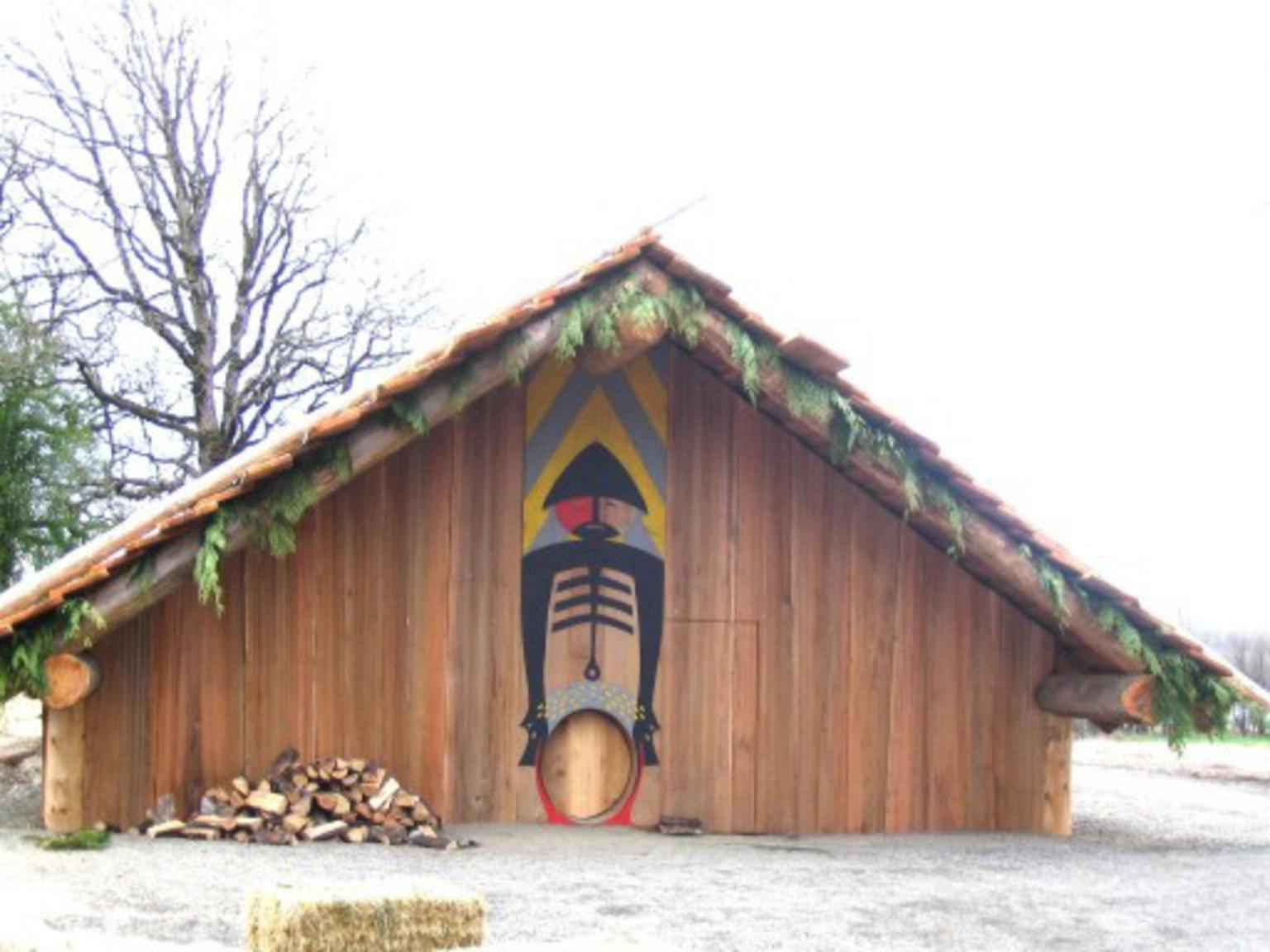 front-view-of-cathlapotle-plankhouse Native American Plank House People on native american sites in nh, native american wooden houses, native american wigwams, native american wattle and daub, native american wickiup, native american round houses, native american bolo ties for men, native american teepee, native american lodge, native american houses school project, native american homes, native american yurt, native american adobe houses, native americans igloos, native american paper artwork, native american grass houses, native american indian tribe diorama, native american yurok history, native american hogan, native american indian shelters,