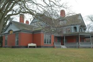 la maison, président, Theodore Roosevelt