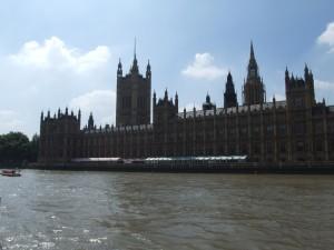 Domy, Parlament, Londyn