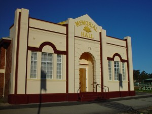 masonic, hall, Wahroona, occidental, Australie
