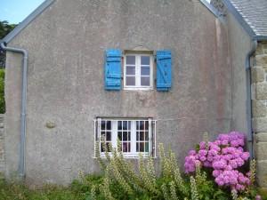 nice, old, house