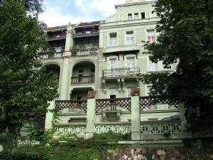 residence, house