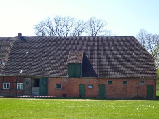 old, stables