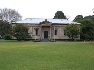Museum, wirtschaftlichen, Botanik, Adelaide, Garten