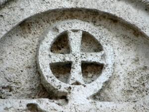 Kreuz, Emblem