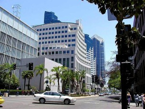 courthouse, street, city, buildings