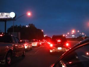 gridlock, trafikk, syltetøy, twighlight