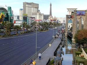 Vegas, street