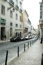 strada, urbano, parte, città