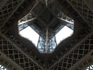 Eiffel, tower,