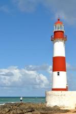 fyret, tower, kysten