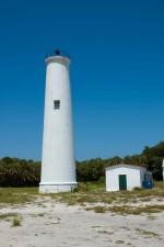 Kula svjetionika, bijeli,
