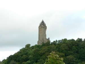 wallace, monument, tower