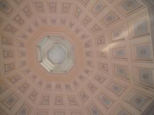 église, plafond