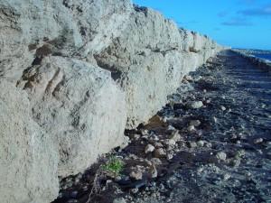 sea, kalkkikivi, marina, wall, hillaries