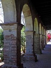 old, building, walls