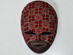 artistic, decorative, mask, wall