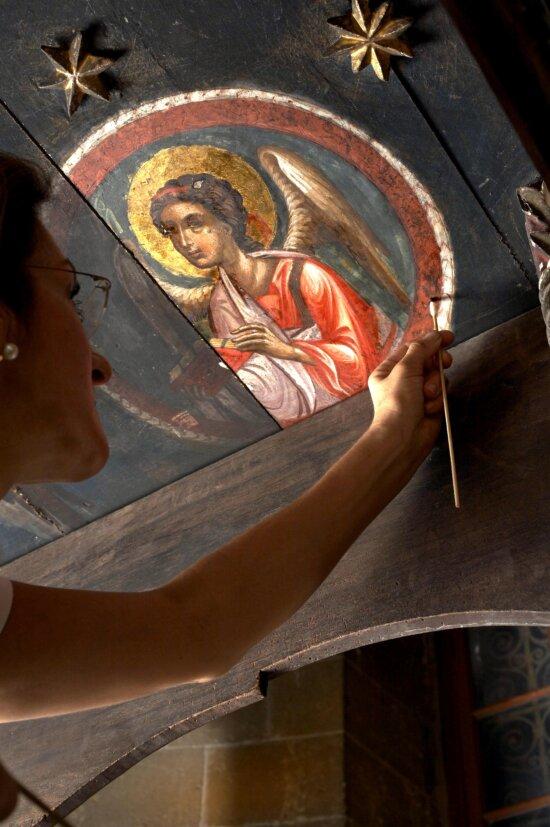 reconciliation, restoration, illuminating, Cypruss, rich, cultural, heritage