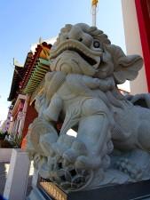 chien, chinatown, angeles