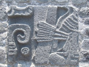 stone, carving, xochicalco