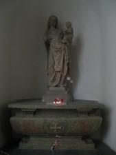 Jungfrau, Maria, Statue