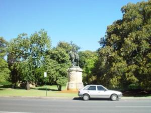 Krieg, memorial, Adelaide, Australien