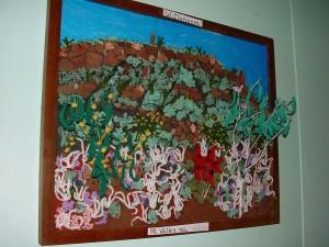 wall, art