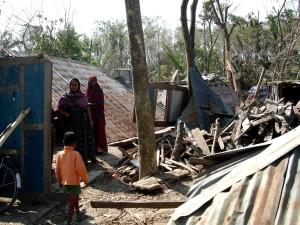 Bangladesh, les mathématiques, les victimes, cyclone, sidr