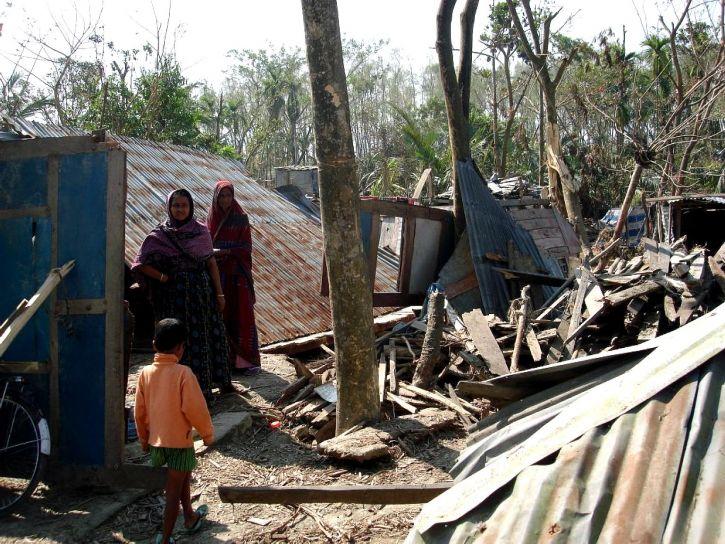 Bangladeš, matematika, žrtve, ciklon sidr