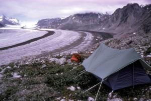 camping, nature