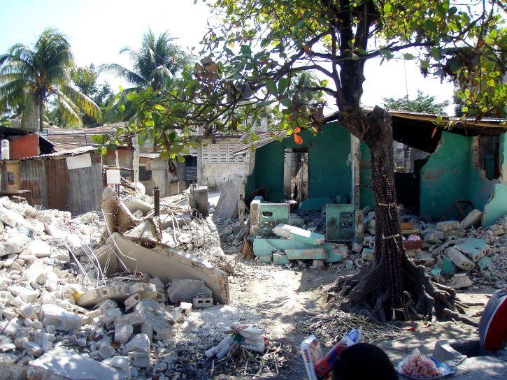 verheerend, Erdbeben