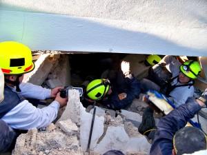 earthquake, response, team