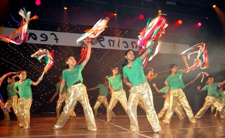 Empowering, deti, tanec