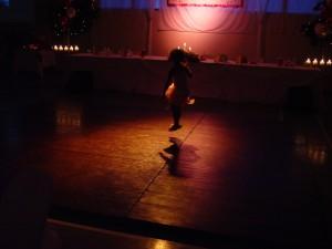 eksoottinen, tanssi, Näytä
