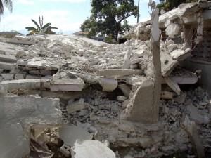 Haiti, môn toán, năm 2010, trận động đất