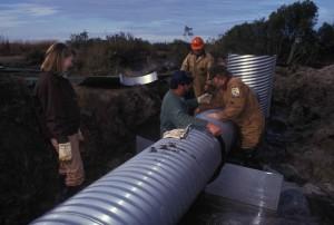 instalace vody, řízení, potrubí