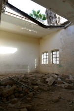iraq, damage, Muthenna, intermediate, school