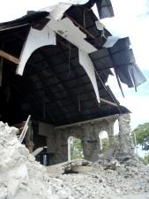 độ lớn, động đất, bị tàn phá, đảo, đất nước