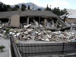 Pakistan, ødelagt, Neelum, hotel