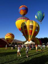 Temecula valley ballong, vin, festival