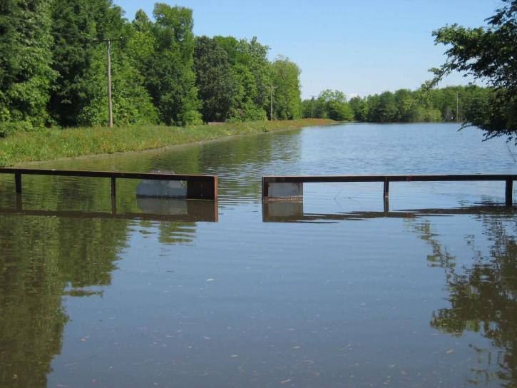water, flood