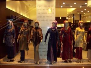 fenêtre, shopping, Le Caire