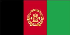 Flagge, Afghanistan