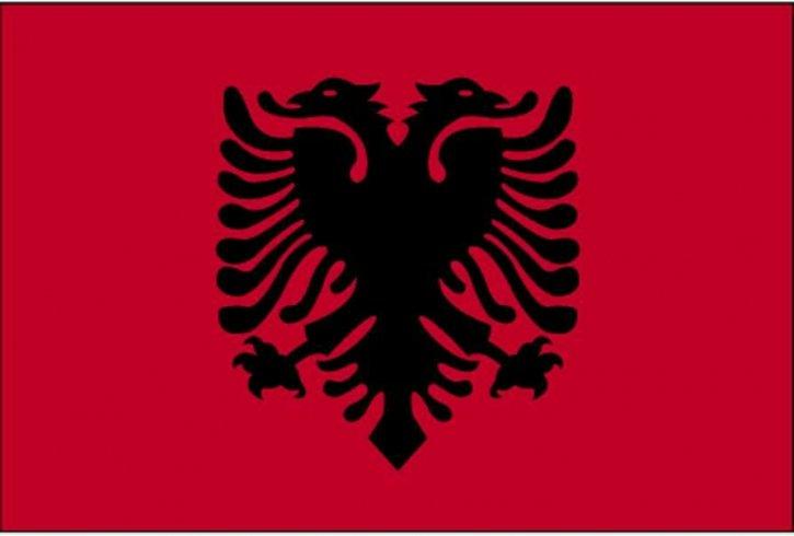 플래그, 알바니아