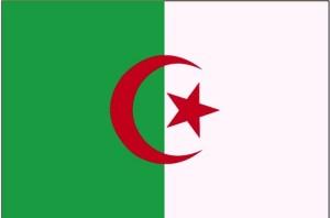 Flagge, Algerien