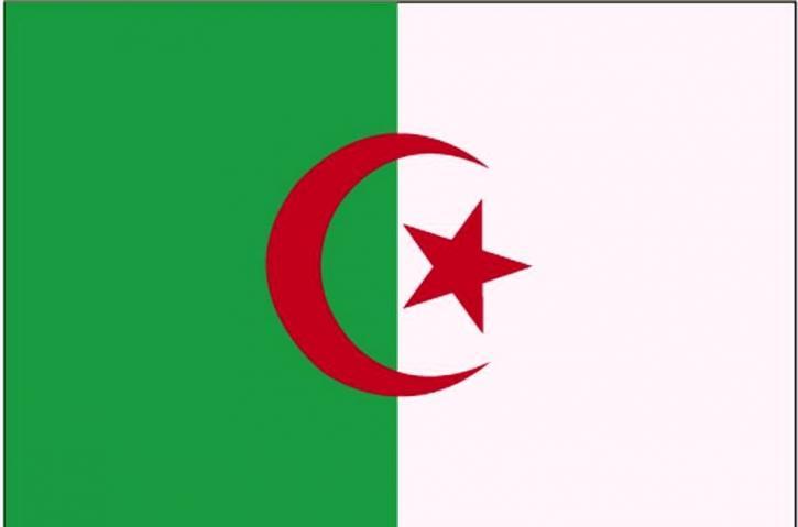 флаг, Алжир