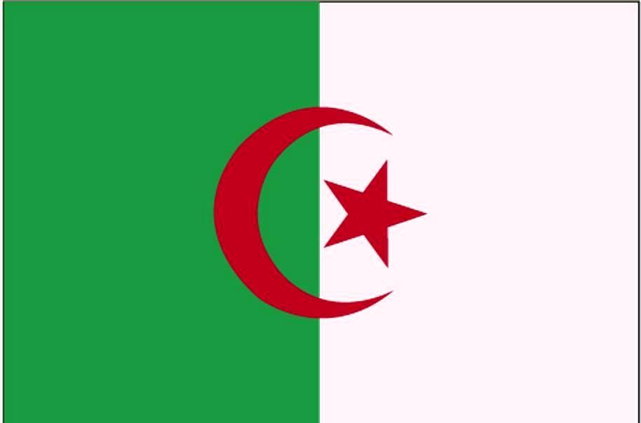 Free Picture Flag Algeria