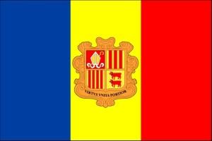Flagge, Andorra